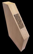 <p>Het AluFire® deurpaneel kan worden ingezet in een brandwerende deur kozijncombinatie. Het paneel heeft een dikte van 54 mm maar is ook leverbaar in een dikte van 61 mm of 63 mm.Doordat het deurpaneel tijdens de brandtest EN 1634-2008 ruimschoots volde