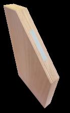 <p>Het AluLight<sup>®</sup>deurpaneel is een echte allrounder omdat in dit deurpaneel thermisch goed isoleert, een goede inbraakwerendheid (ook een goede hufterweerstand) heeft en dit verenigt met een ca. 25% gereduceerd gewicht t.o.v. het AluPlex<sup>®<