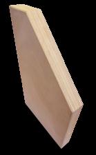 <p>Het AluPlex® deurpaneel is een paneel welke een massive vulling heeft. Op elke positie van dit deurpaneel is de opbouw gelijk. </p> <p>Hierdoor is het AluPlex® paneel zeer flexibel qua inzetbaarheid: het paneel is rondom onbeperkt inkortbaar. </p> <p