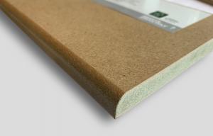<p>MDF MR is een vochtbestendig verlijmde MDF-plaat ontworpen voor toepassingen in vochtige condities in overeenstemming met MDF.H1, als omschreven in de EN622 part 5 en daarmee geschikt voor toepassingen in keuken- en badkamermeubilair, vensterbanken en