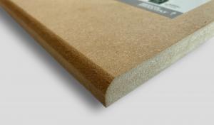 <p>Medite Premier wordt geproduceerd met behulp van een superieure vezeltechniek en speciaal ontwikkelde kunstharsen.</p> <p>Met uitstekende oppervlakte-eigenschappen is het geschikt voor beplakken met fineer, folie en HPL en voor een afwerking met verf