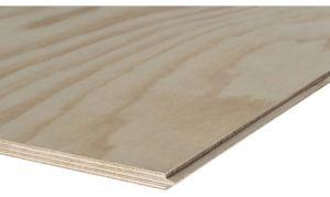 <p>Laudio Pine ofwel Radiata Pine is opgebouwd uit naaldhoutfineren, toepasbaar voor constructieve doeleinden.<br />Leverbaar met tong en groef of rechte kanten.<br />Radiata-pine is een houtsoort met gunstige sterkte-eigenschappen en door tijdig te prune
