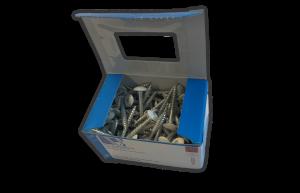 <p>Schroeven voor de degocompact panelen.</p> <p>1 Doosje bevat 100 schroeven en 1 Torx Bitje.</p>